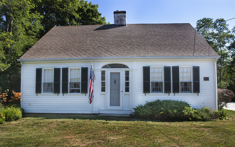 Remax Cape Cod Style House Scituate MA