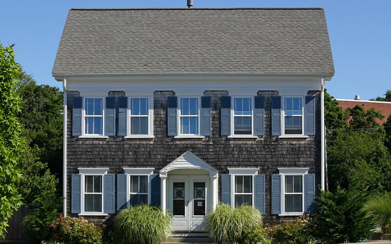 Remax Colonial Style House Cohasset